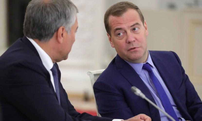 """""""Политика — не подиум"""": Володин призвaл единороссов идти к людям и слушать их"""