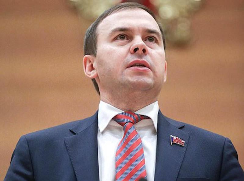 Заместитель председателя ЦК партии КПРФ Юрий Афонин