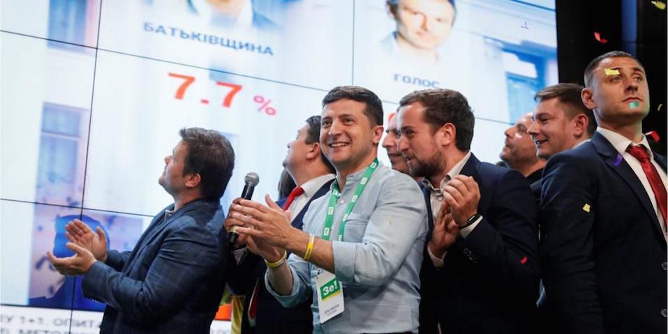 Сенсационные итоги выборов в Раду: Зеленский получит всю полноту власти