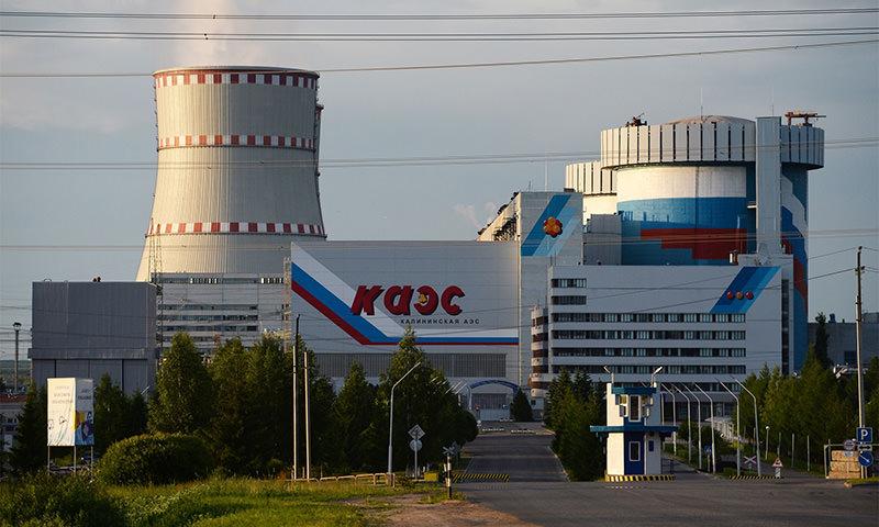 Три энергоблока АЭС остановили из-за короткого замыкания