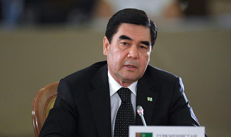 Умер президент Туркменистана  Гурбангулы Бердымухамедов