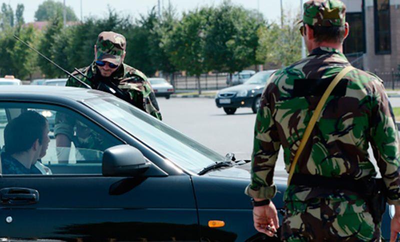 СМИ: В  Чечне  произошло нападение  на пост полиции