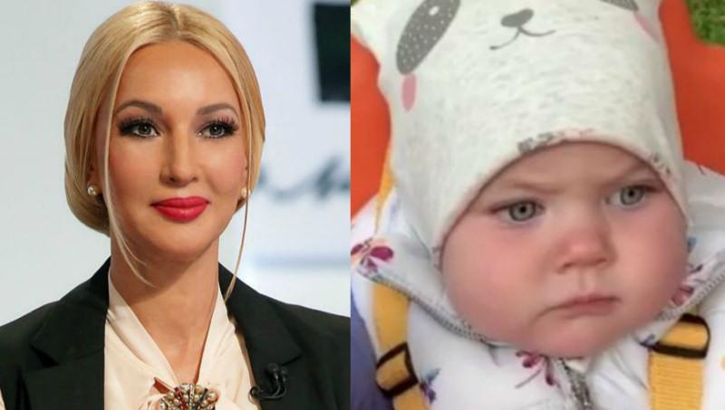 «Какая конфетка!»: Кудрявцева показала 11-месячную дочь на качелях