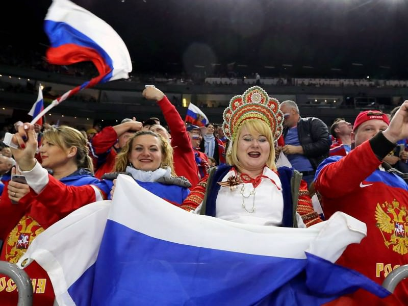 Российским спортсменам разрешили выступить на олимпийских играх под флагом РФ