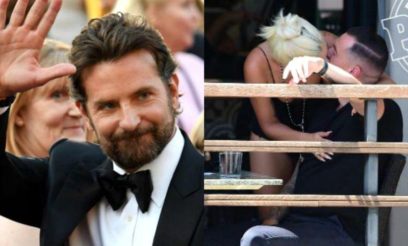 Купер остался у разбитого корыта? Шейк с новым актером, а Гага целуется с другим