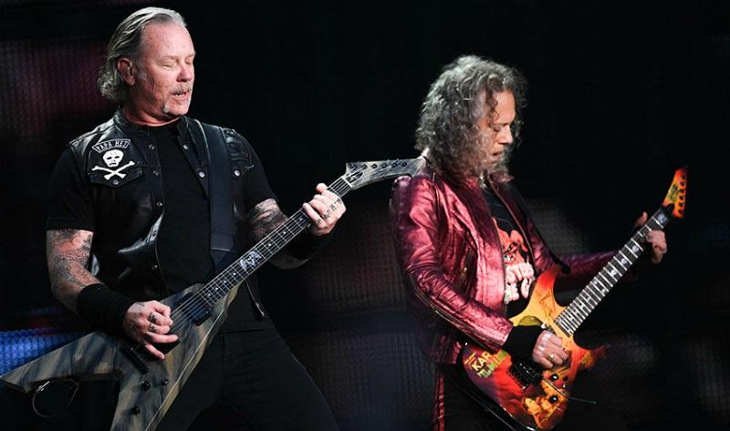 Группа Metallica спела «Группу крови» на русском языке