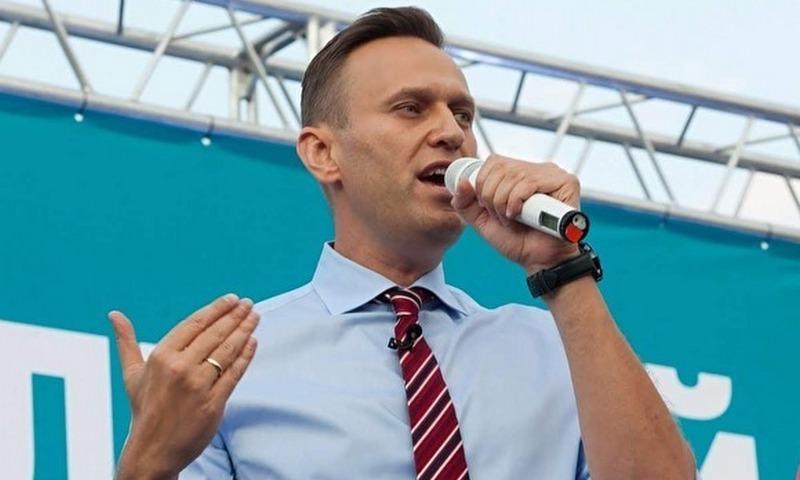 Алексея Навального госпитализировали изспецприемника