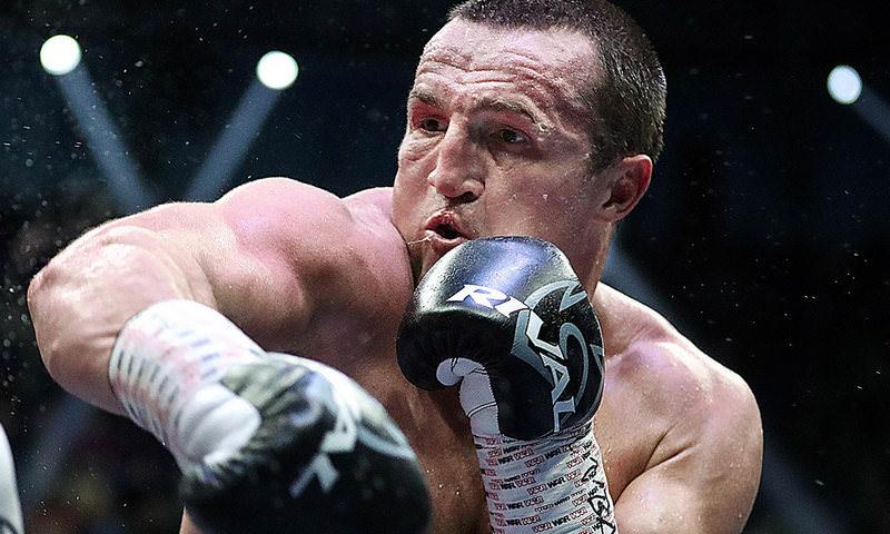 Денис Лебедев завершил карьеру боксера- профессионала