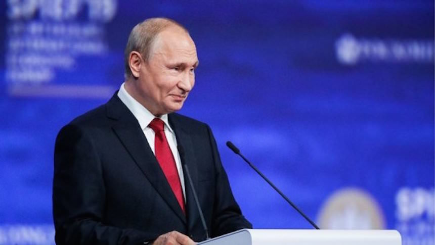 Путин прогнозирует голодные времена