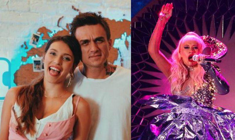 «Это было так плохо!»: Топалов и Тодоренко ушли с концерта Агилеры в самый разгар