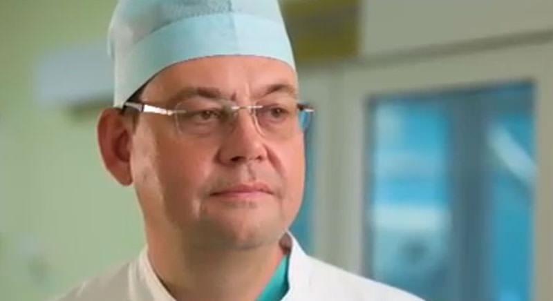 Главный врач ГКБ имени Кончаловского Олег Гриднев