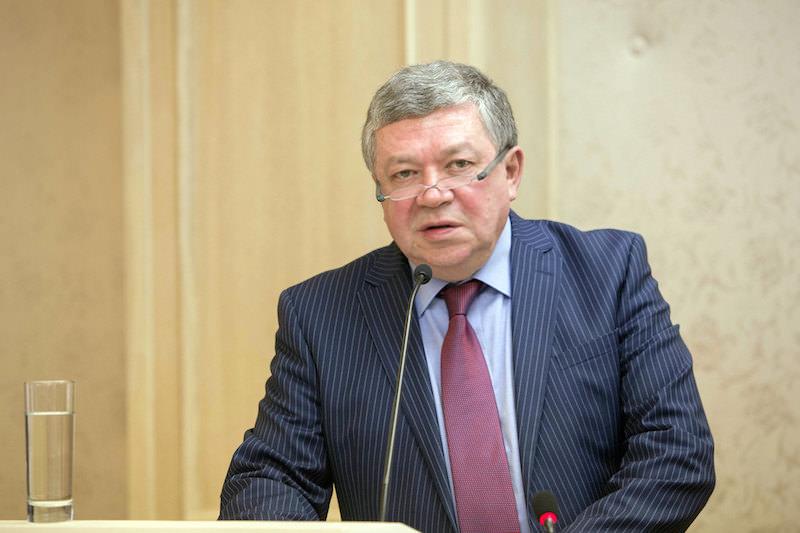 Директор Института экономики РАН, член-корреспондент РАН, д.э.н., профессор Руслан Гринберг