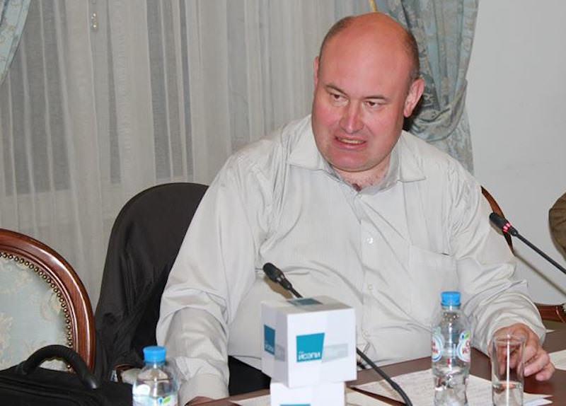 Первый вице-президент Центра политических технологий Алексей Макаркин