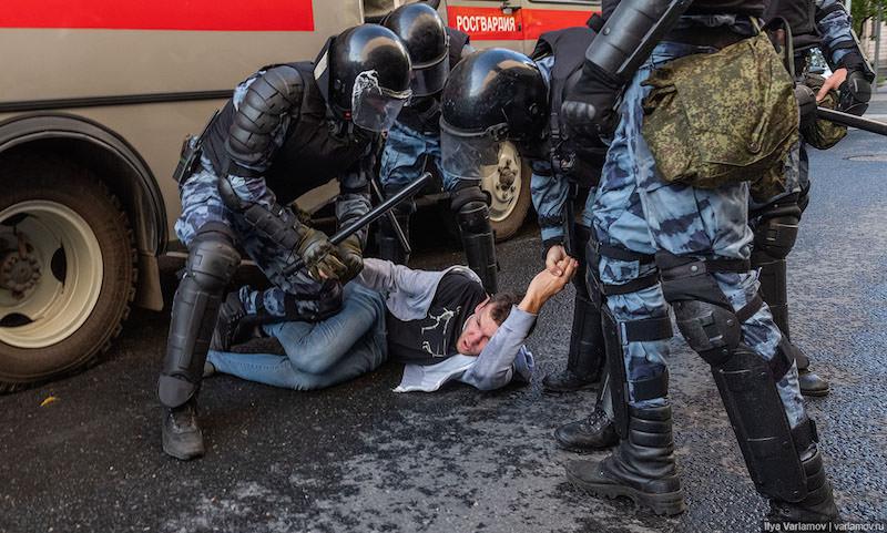 Почему глава «Ростеха» выступил с заявлением о протестах