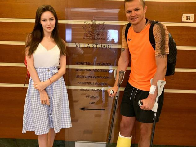 Дмитрий Тарасов отсудил у «Локомотива» 12 тысяч евро за операцию