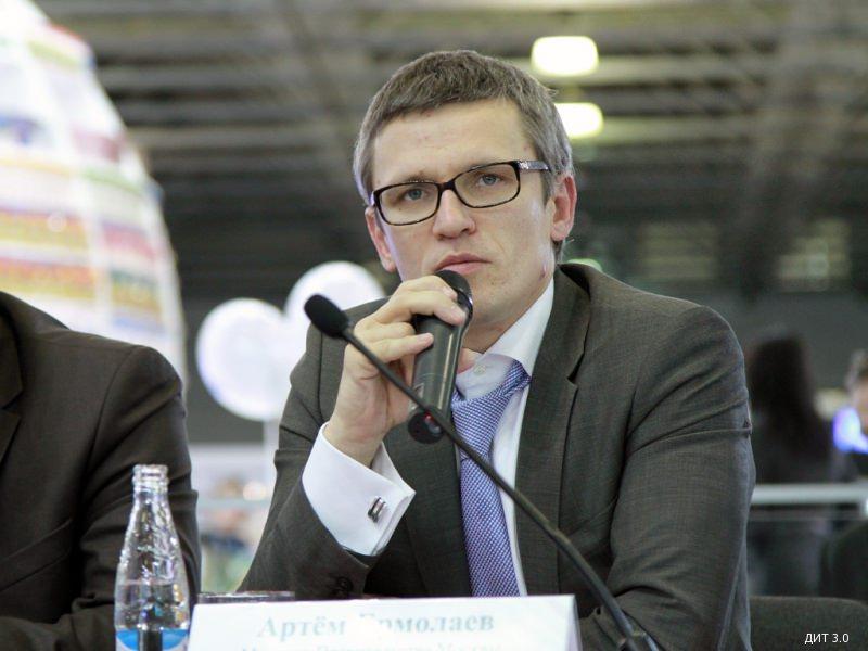 Экономический аналитик Артем Ермолаев. Фото: mos.ru