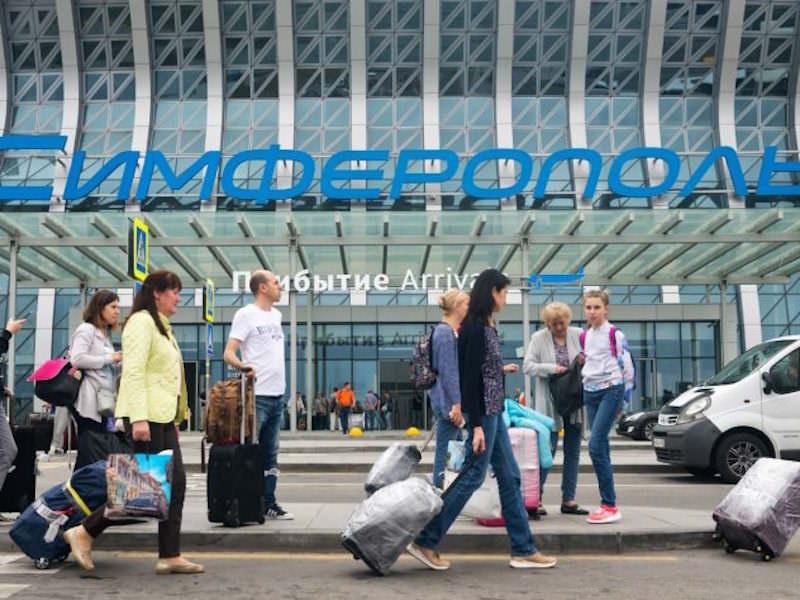 Названо число крымчан, сбежавших на Украину с 2014 года
