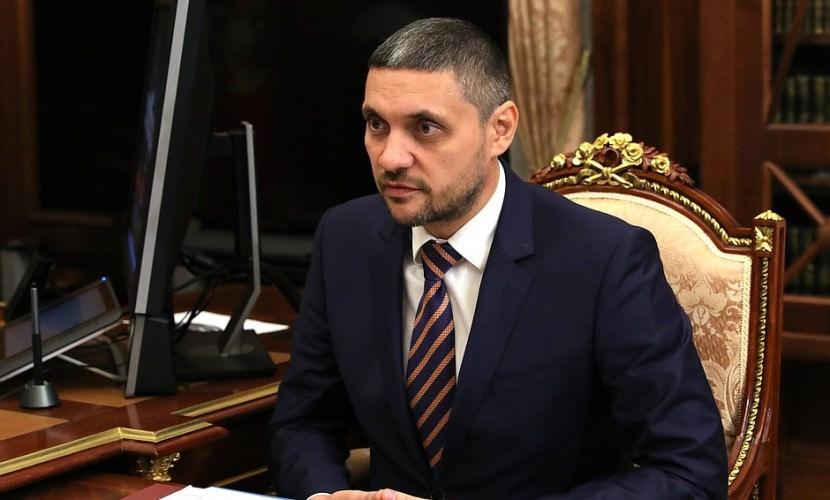 Временно исполняющий обязанности главы Забайкалья Александр Осипов