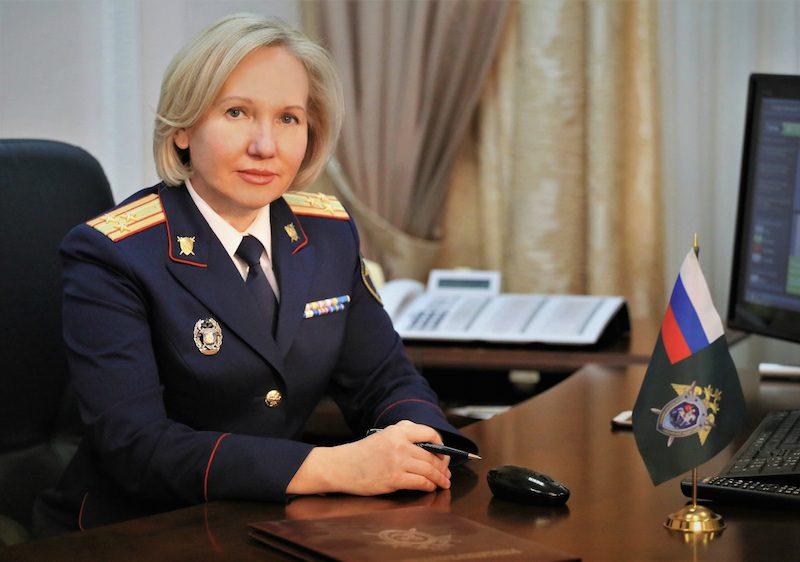 Официальный представитель СК Светлана Петренко