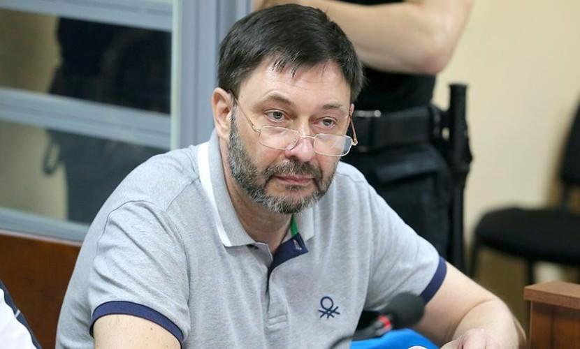 Суд в Киеве освободил Вышинского из-под стражи