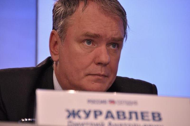 Генеральный директор Института региональных проблем Дмитрий Журавлев. Фото: официальный сайт Института региональных проблем