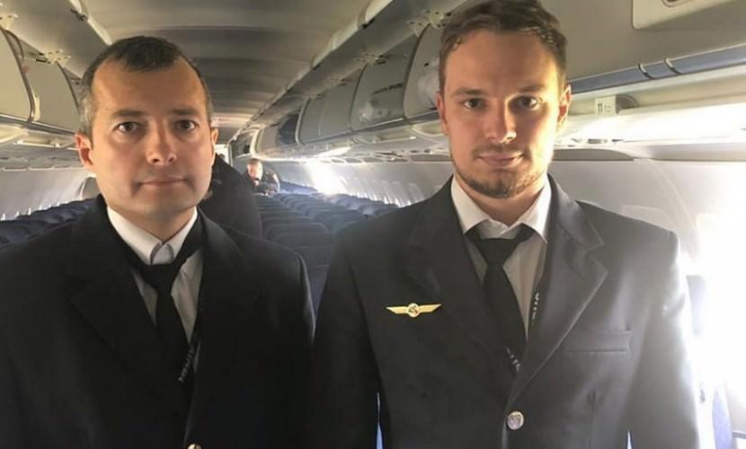 Пилотам-героям