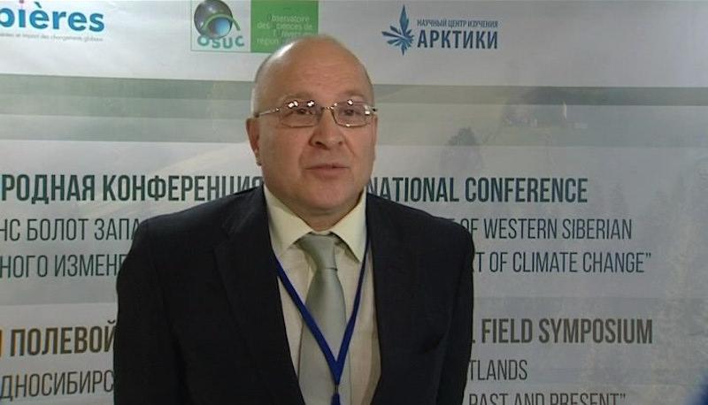 Директор Института лесоведения РАН Андрей Сирин