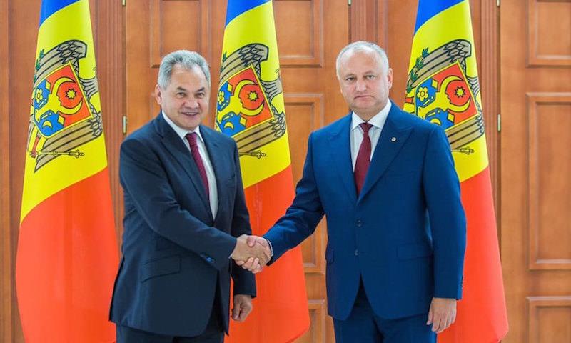 Общая победа двух народов: в день освобождения Кишинева от фашистов Сергей Шойгу приехал в Молдавию