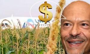 Федор Бондарчук захотел снять  фильм об аварийной посадке  самолета на кукурузное поле
