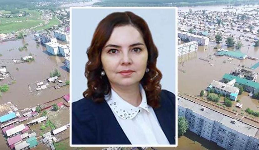 Иркутская чиновница оказалась в центре скандала: ищут, кто обозвал жертв наводнения