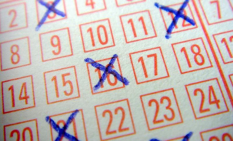 Мужчина 30 лет ставил на одинаковые числа в лотерее и выиграл 60 млн