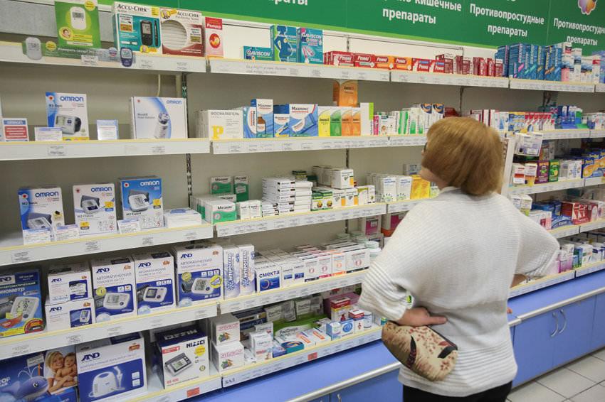 Депутаты задумали покончить с наживой аптек на лекарствах