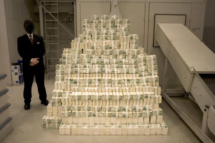 СМИ рассекретили список крупнейших должников России