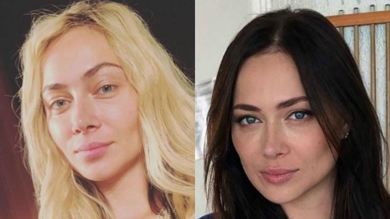 Настасья Самбурская превратилась в блондинку