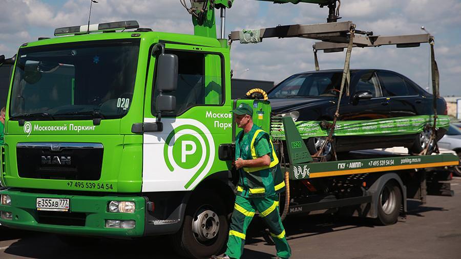 Парковочным инспекторам разрешили штрафовать автомобилистов