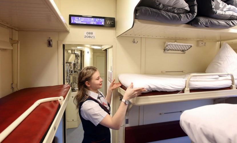 Россиян потряс монолог пассажирки поезда о постельном белье