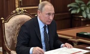 6-летний Матвей Николаевич сделал неожиданный подарок президенту