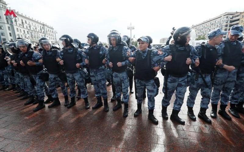 Перехваченные ДПС активисты оппозиции должны были устроить хаос на митинге 31 августа