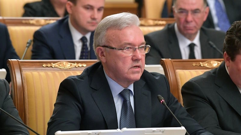 Красноярский губернатор необычным способом «избавился» от конкурента
