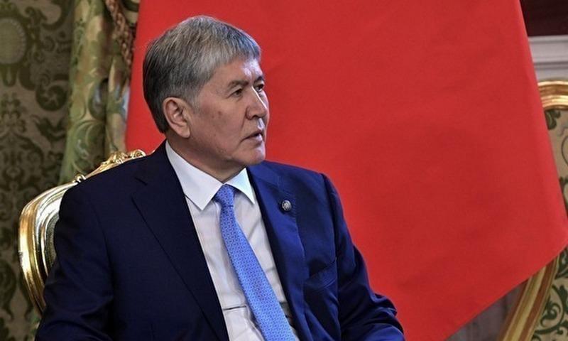 Бывший президент Киргизии Алмазбек Атамбаев добровольно сдался силовикам
