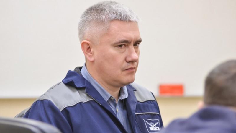 Руководитель департамента информации УАЗа Константин Сазонов
