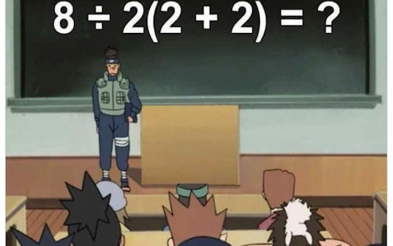 Задача по математике из школьного учебника