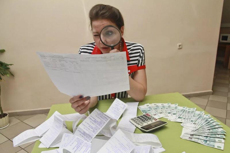 Не по плану: платежи за услуги ЖКХ выросли на 5 процентов за год