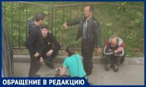 Банда наркоманов терроризирует центр Москвы, прячась от полиции в соседнем районе
