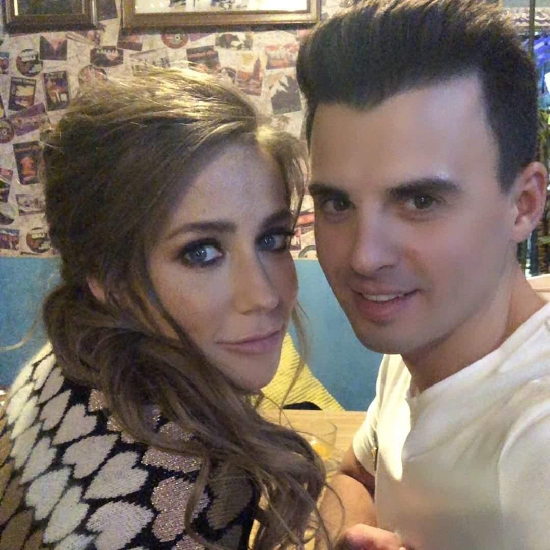 Юлию Барановскую сняли целующейся с солистом «Иванушек»