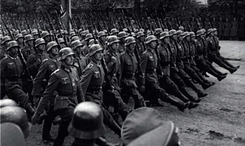 Календарь: 1 сентября - Началась Вторая мировая война