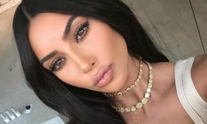 «Вот что со мной делает болезнь»: Ким Кардашьян показала фото без макияжа
