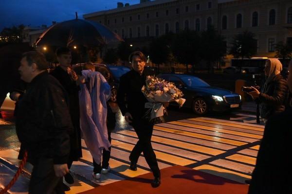 Как прошла свадьба Федора Бондарчука и Паулины Андреевой