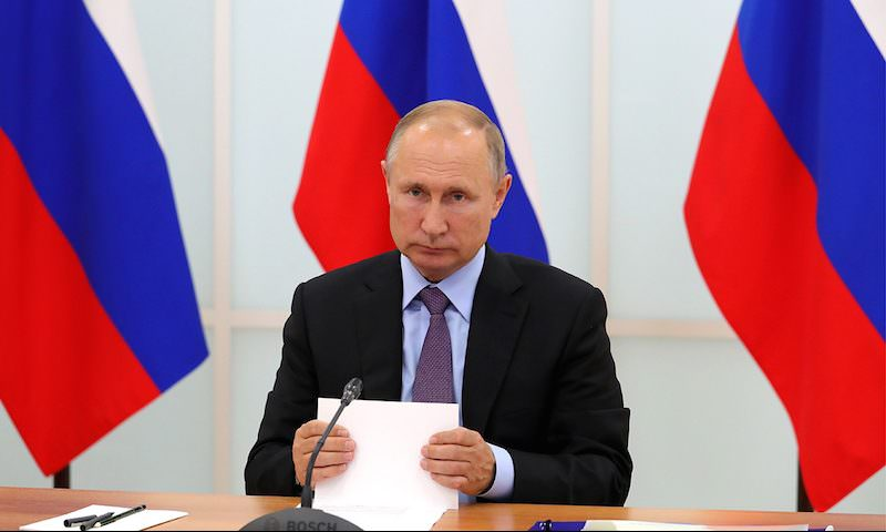 Путин выступил по ситуации с коронавирусом