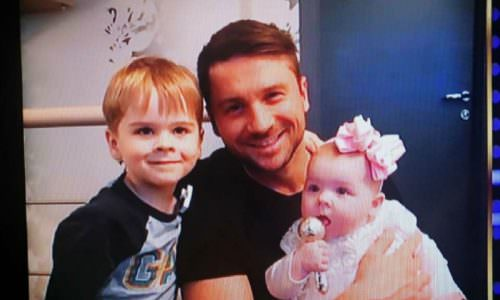 «Анна, ей годик»: Сергей Лазарев подтвердил рождение дочери